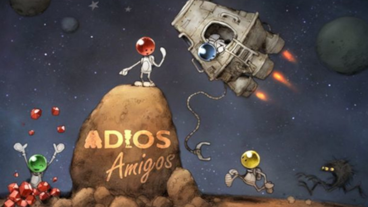 ADIOS Amigos PC Game Full Version Free Download