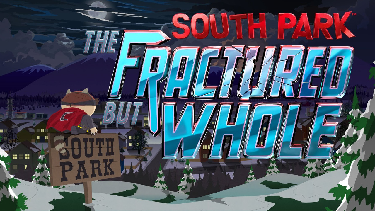 South Park The Fractured but Whole PC Game Full Version Free Download