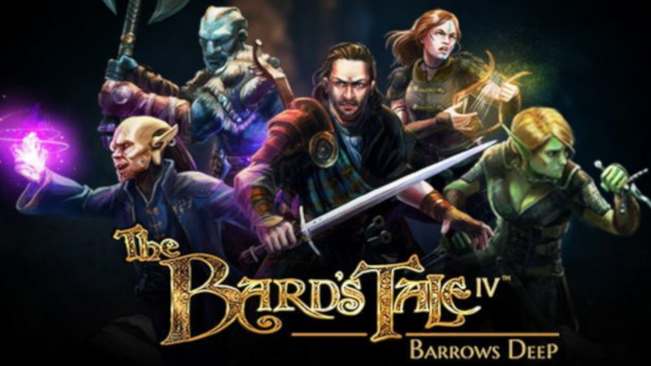 B The Bard's Tale IV PC Game Full Version Free Download