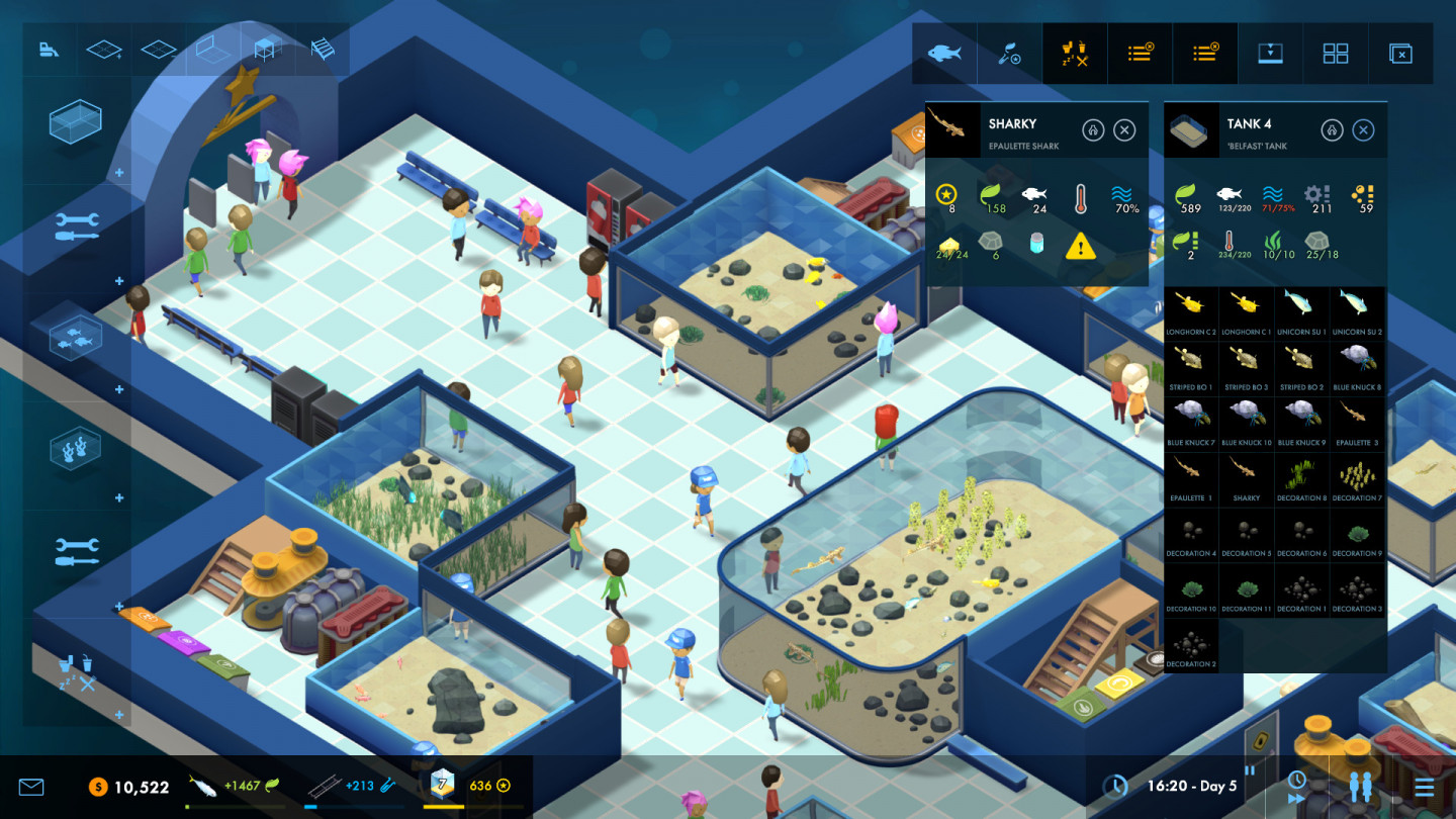 Megaquarium PC Game Full Version Free Download