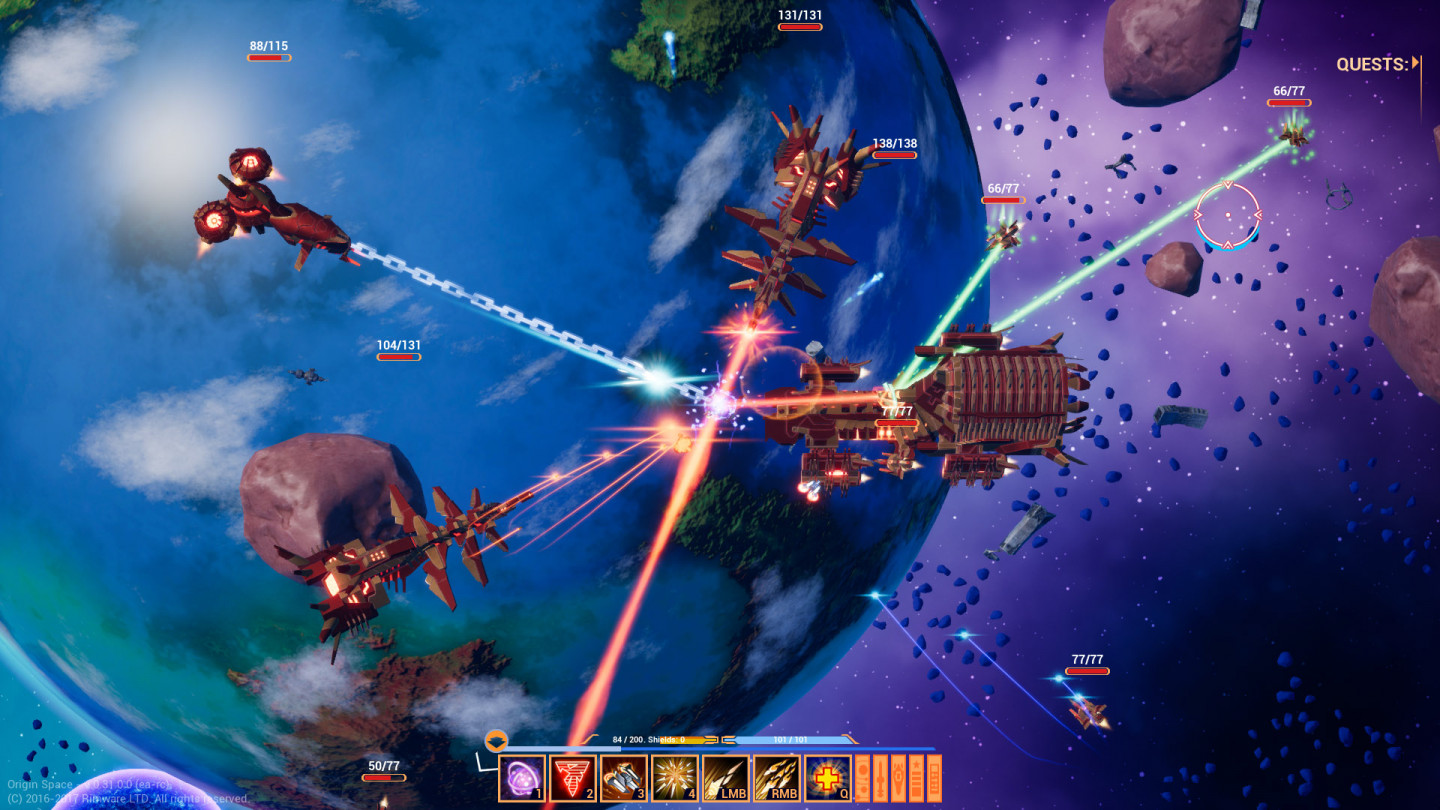 Origin Space PC Game Full Version Free Download