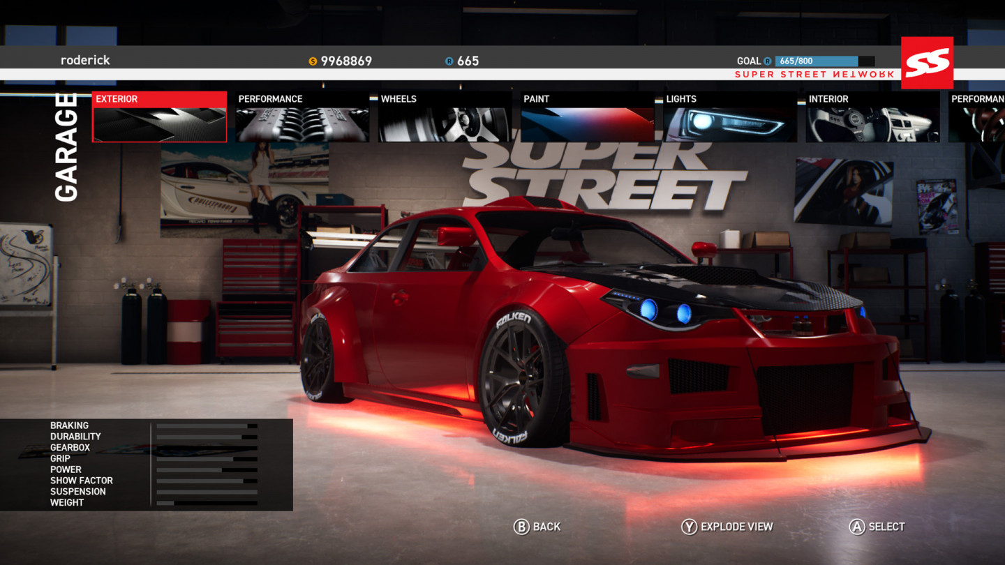 Super Street: The Game PC Game Full Version Free Download