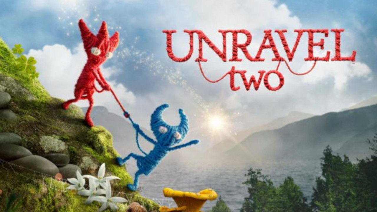 Unravel Two PC Game Full Version Free Download