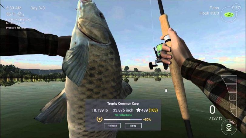 Ultimate Fishing Simulator PC Game Full Version Free Download
