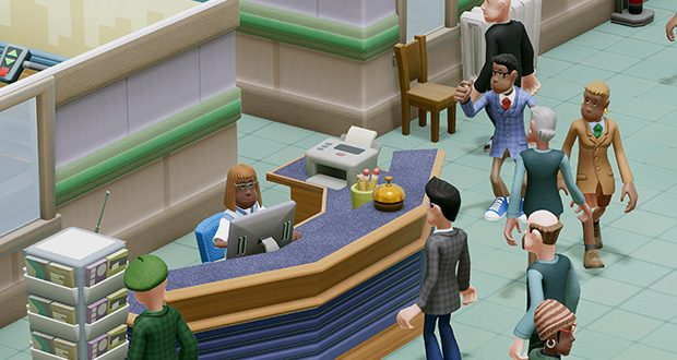 Two Point Hospital PC Game Full Version Free Download