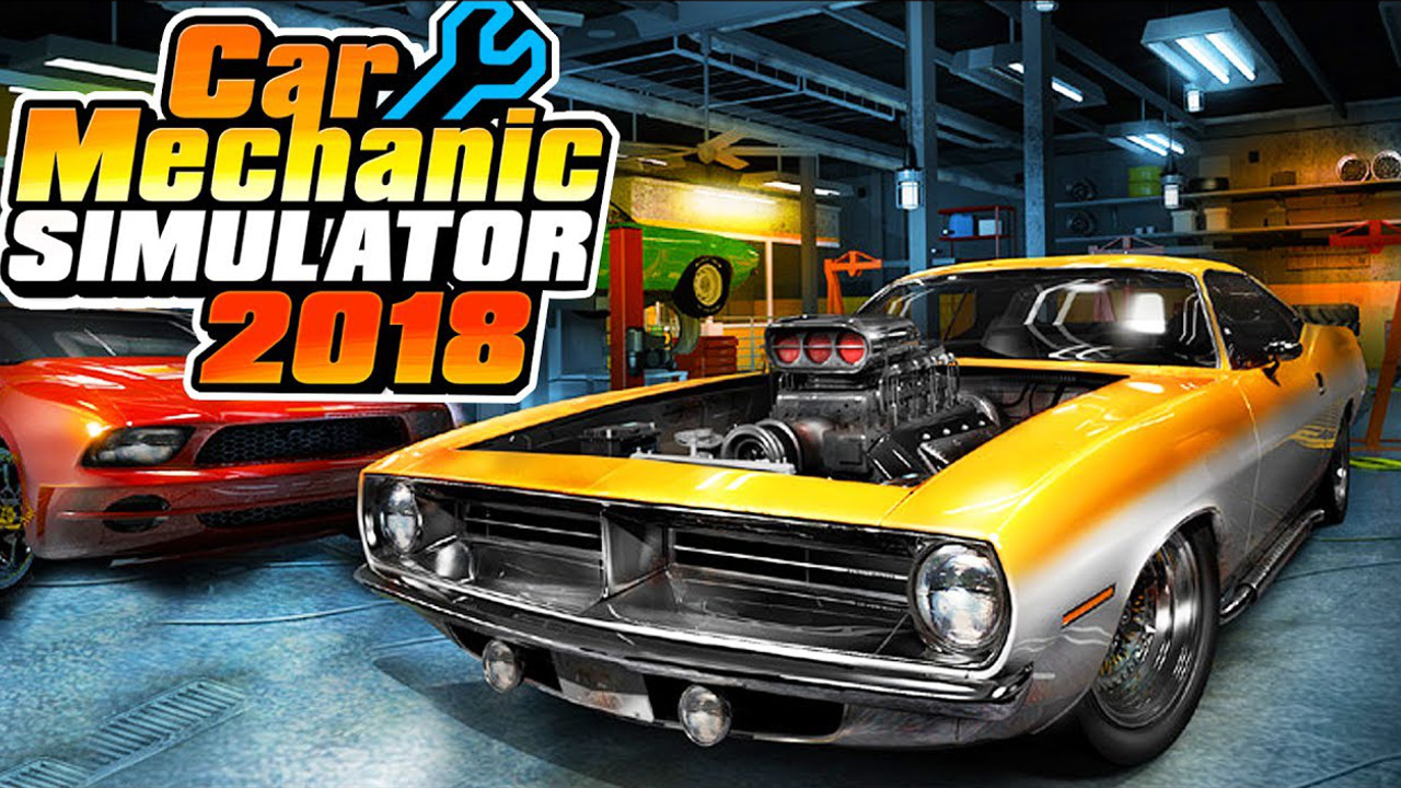 Car Mechanic Simulator 2018 PC Game Full Version Free Download