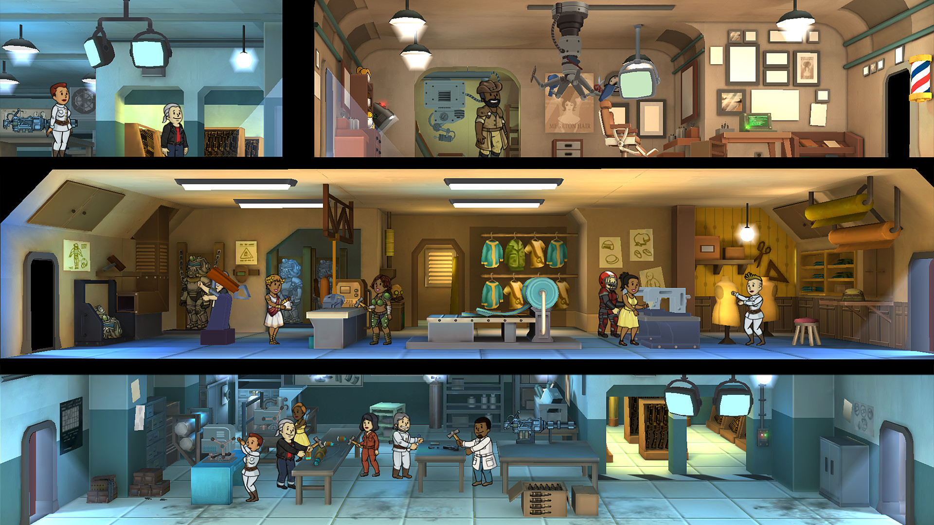 Fallout Shelter PC Game Full Version Free Download