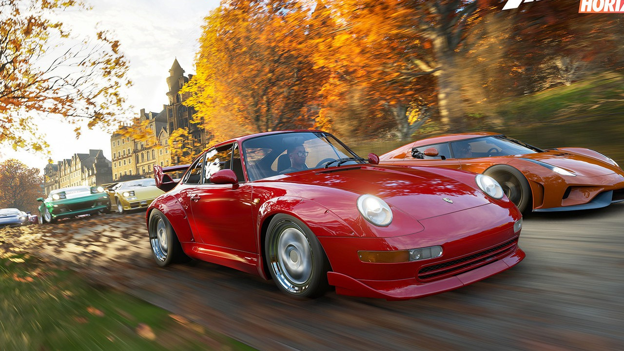 Forza Horizon 4 PC Game Full Version Free Download