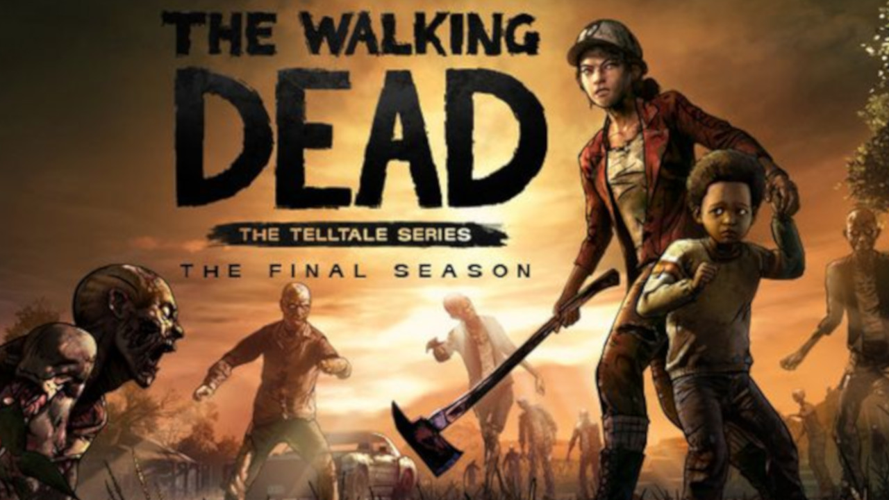 Walking The Walking Dead PC Game Full Version Free Download