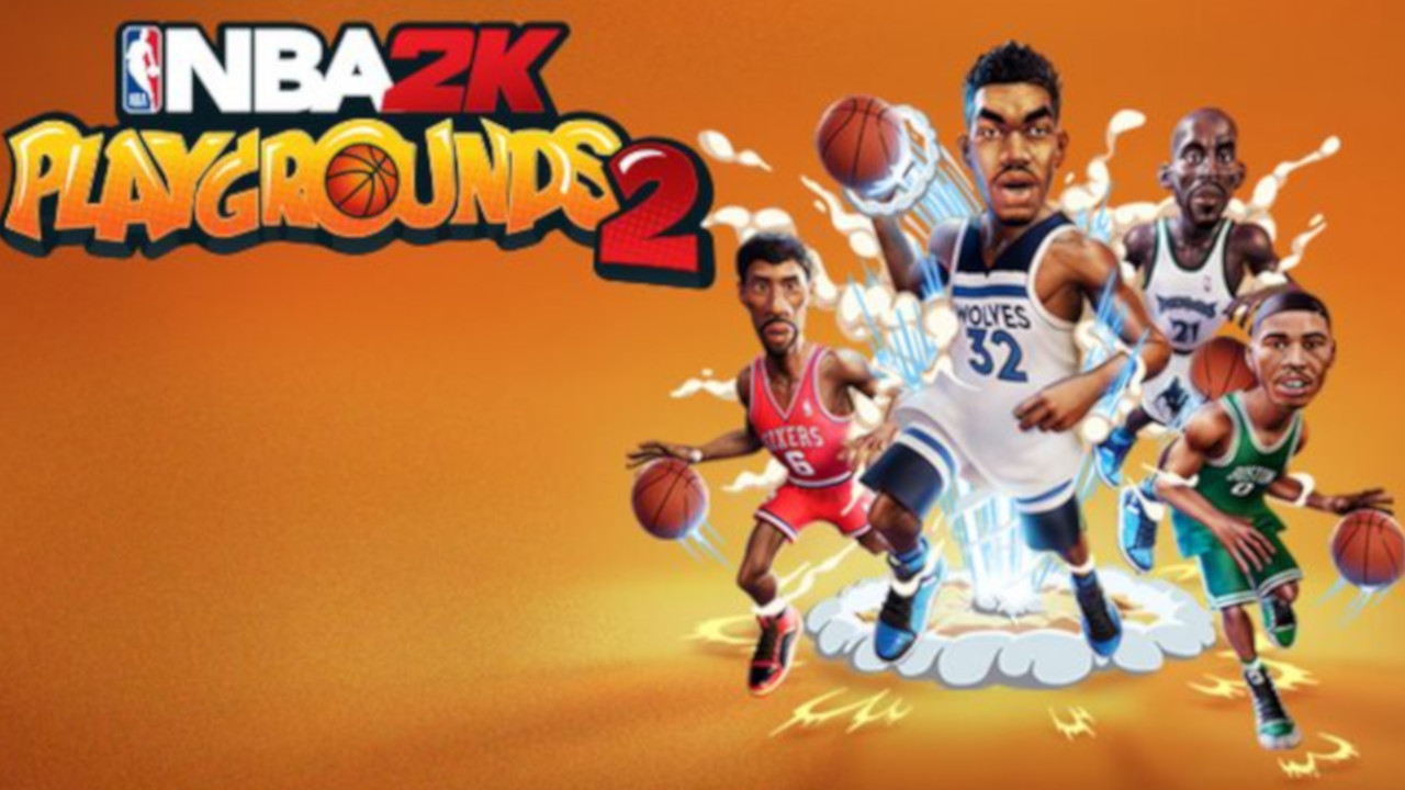 NBA 2K Playgrounds 2 PC Game Full Version Free Download