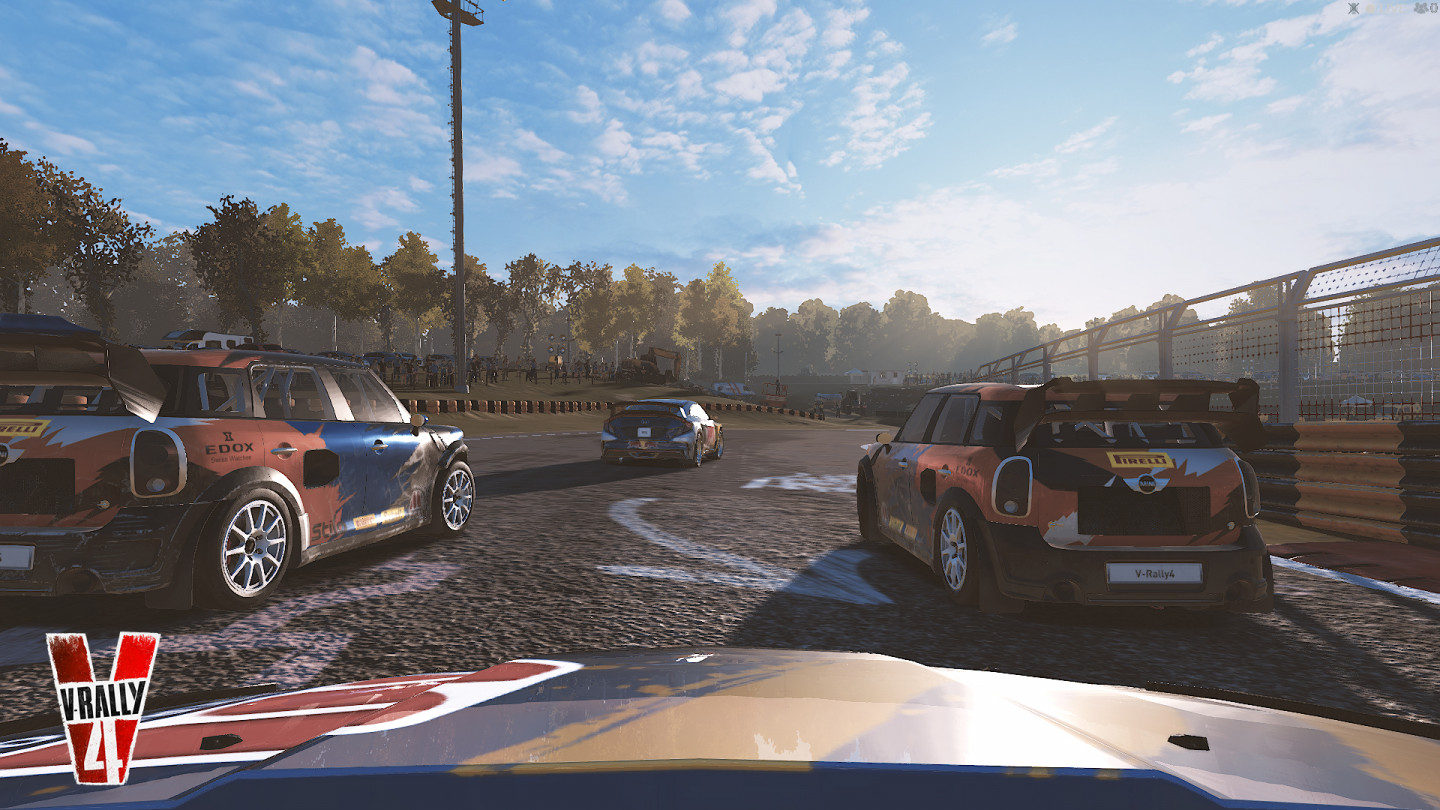 V-Rally 4 Day PC Game Full Version Free Download