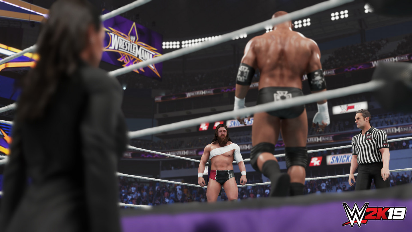 WWE 2K19 PC Game Full Version Free Download