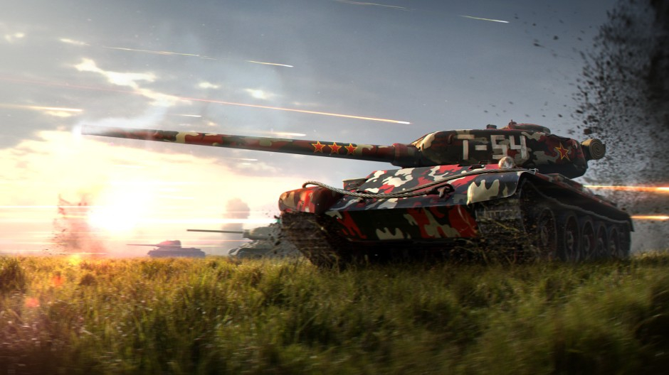 World OF Tanks PS4 Full Version Blitz Free Download